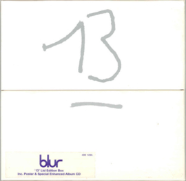 Blur – 13 (CD)
