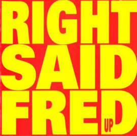 Right Said Fred ‎– Up (CD)