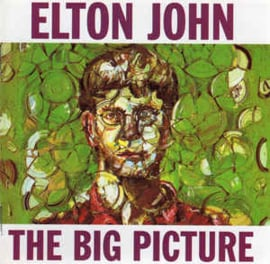 Elton John ‎– The Big Picture (CD)