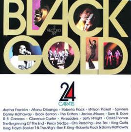 Various – Black Gold - 24 Carats