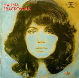Halina Frąckowiak – Idę