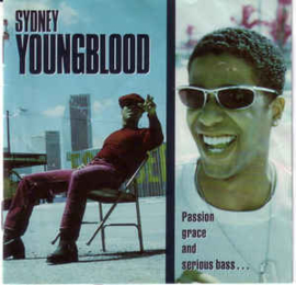 Sydney Youngblood ‎– Passion, Grace And Serious Bass... (CD)