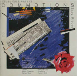 Lloyd Cole & The Commotions ‎– Easy Pieces (CD)