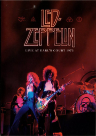 Led Zeppelin – Live At Earl's Court 1975 (DVD)