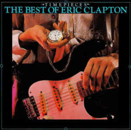 Eric Clapton ‎– Time Pieces - The Best Of Eric Clapton (CD)