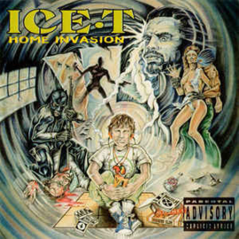 Ice-T ‎– Home Invasion (CD)