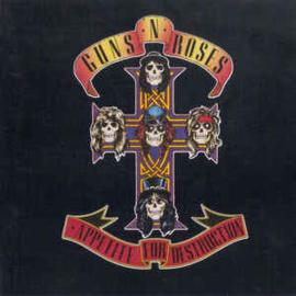 Guns N' Roses – Appetite For Destruction (CD)