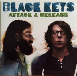 Black Keys ‎– Attack & Release (CD)