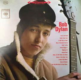 Bob Dylan – Bob Dylan (LP)