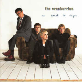 Cranberries ‎– No Need To Argue (CD)