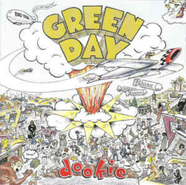 Green Day ‎– Dookie (CD)