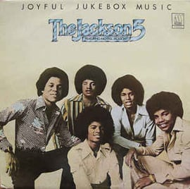 Jackson 5 ‎– Joyful Jukebox Music