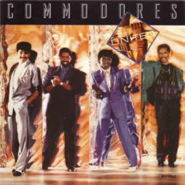 Commodores ‎– United (CD)