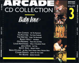 Various ‎– Baby Love (CD)