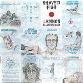 John Lennon / Plastic Ono Band ‎– Shaved Fish (CD)