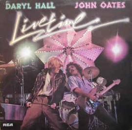 Daryl Hall & John Oates – Livetime