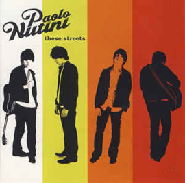 Paolo Nutini ‎– These Streets (CD)