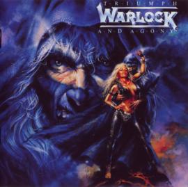 Warlock – Triumph And Agony `(CD)