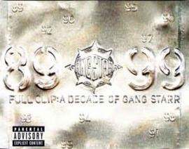 Gang Starr – Full Clip: A Decade Of Gang Starr (CD)