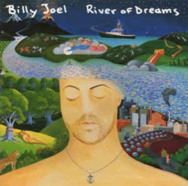 Billy Joel ‎– River Of Dreams (CD)
