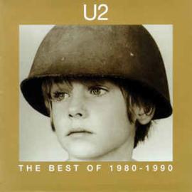 U2 – The Best Of 1980-1990 (CD)