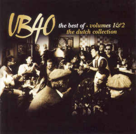 UB40 – The Best Of UB40 - Volumes 1 & 2 (The Dutch Collection) (CD)