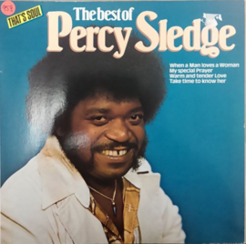 Percy Sledge ‎– The Best Of Percy Sledge