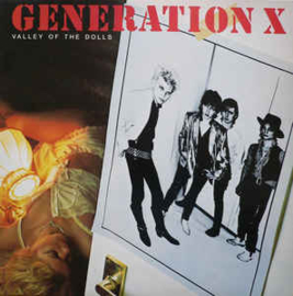 Generation X  ‎– Valley Of The Dolls