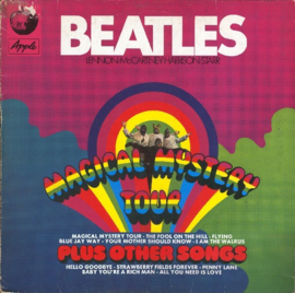 Beatles – Magical Mystery Tour Plus Other Songs