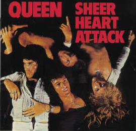 Queen – Sheer Heart Attack (CD)