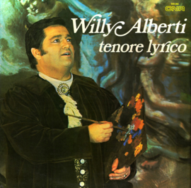 Willy Alberti – Tenore Lyrico
