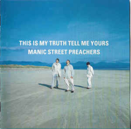 Manic Street Preachers ‎– This Is My Truth Tell Me Yours (CD)