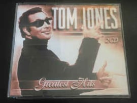 Tom Jones ‎– Greatest Hits (CD)