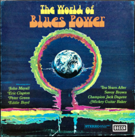 Various – The World Of Blues Power