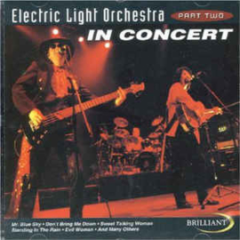 Electric Light Orchestra Part II – In Concert (CD)