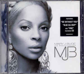 Mary J. Blige ‎– The Breakthrough (CD)