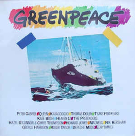 Various ‎– Greenpeace