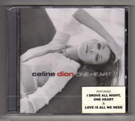 Celine Dion – One Heart (CD)