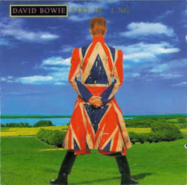 David Bowie ‎– Earthling (CD)