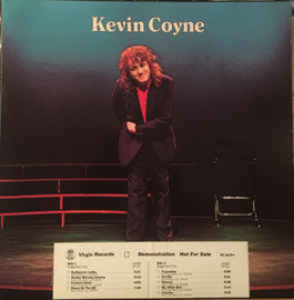 Kevin Coyne ‎– In Living Black And White
