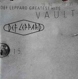 Def Leppard ‎– Vault: Def Leppard Greatest Hits 1980-1995 (CD)