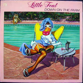 Little Feat ‎– Down On The Farm
