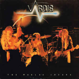 Vardis ‎– The World's Insane