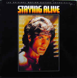Various ‎– Staying Alive (The Original Motion Picture Soundtrack)