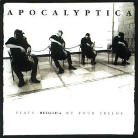 Apocalyptica ‎– Plays Metallica By Four Cellos (CD)
