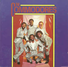 Commodores ‎– The Commodores (CD)