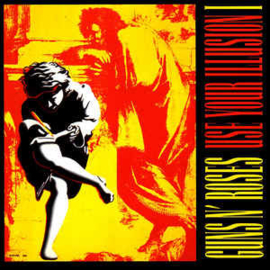 Guns N' Roses ‎– Use Your Illusion I (2LP)