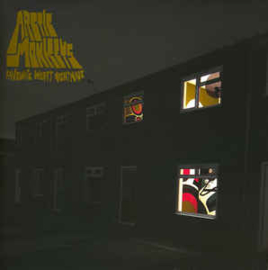 Arctic Monkeys ‎– Favourite Worst Nightmare (LP)