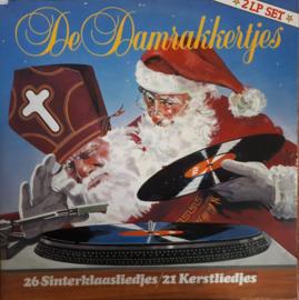Damrakkertjes – 26 Sinterklaasliedjes/21 Kerstliedjes