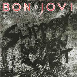 Bon Jovi – Slippery When Wet (CD)
